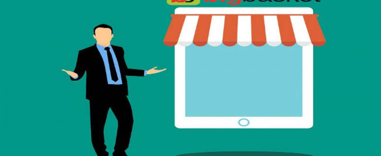 BigBasket Goes Offline, Will Open its Retail Stores