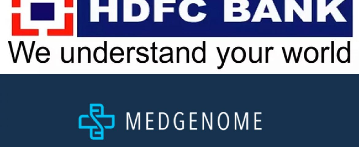 MedGenome Labs Receives Series C Funding From HDFC