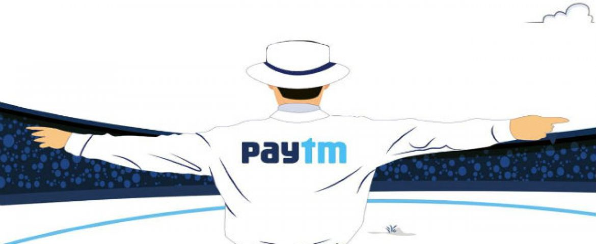 Paytm Now Official Umpire Partner of IPL