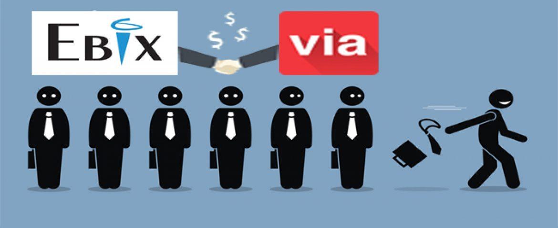 Post Ebix-Via Acquisition, Via Executives Leave the Company