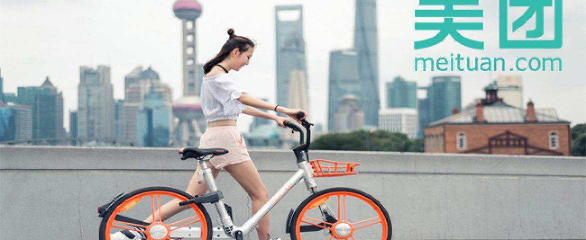 Meituan Dianping Acquires Mobike for $ 2.7 Billion