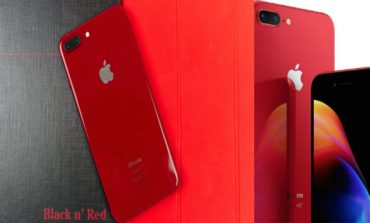 Apple Launched iPhone 8 and iPhone 8 Plus in Red Colour