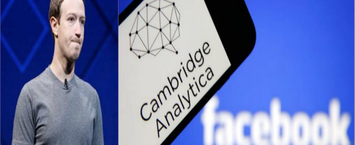 Facebook Admits Cambridge Analytica Accessed Data of 87 Million Users