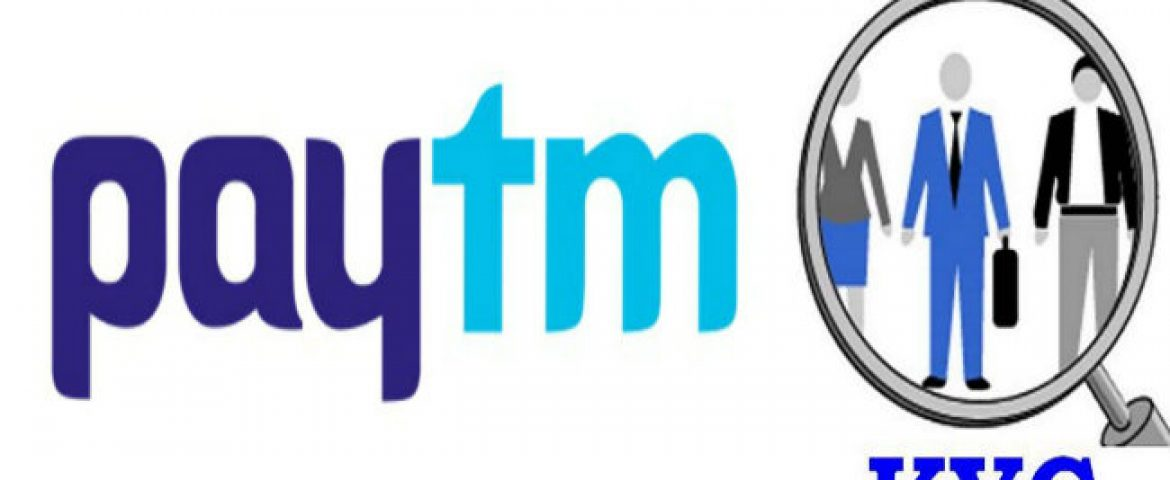 Paytm Claimed 100M KYC Registration For Payment Bank