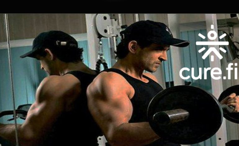 Hrithik Roshan Pours $878.2K in Fitness Startup CureFit