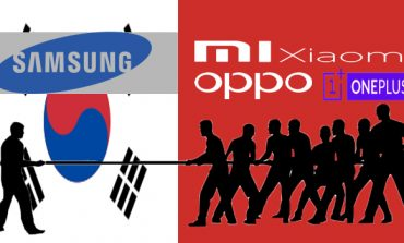 Samsung Geared Up To Fend Off Chinese Competitors