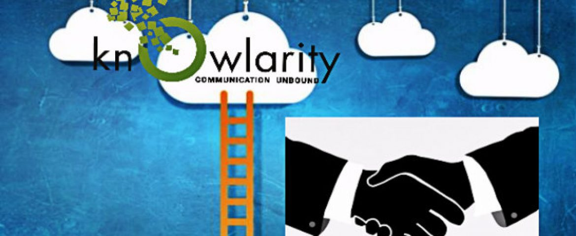 Knowlarity Communications Acquires Cloud-SaaS Company Sunoray