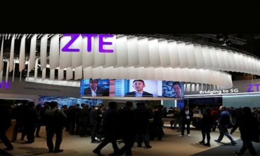 China's ZTE Main Business Operations Cease after USA Ban