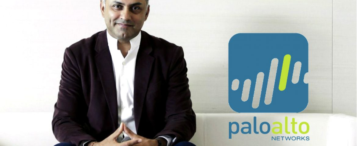 Former SoftBank COO Nikesh Arora Appointed as the CEO of Palo Alto