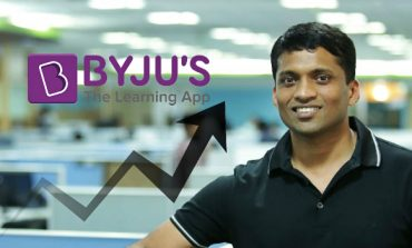 EdTech Co. Byju's Crosses Rs 100 Cr Monthly Milestone