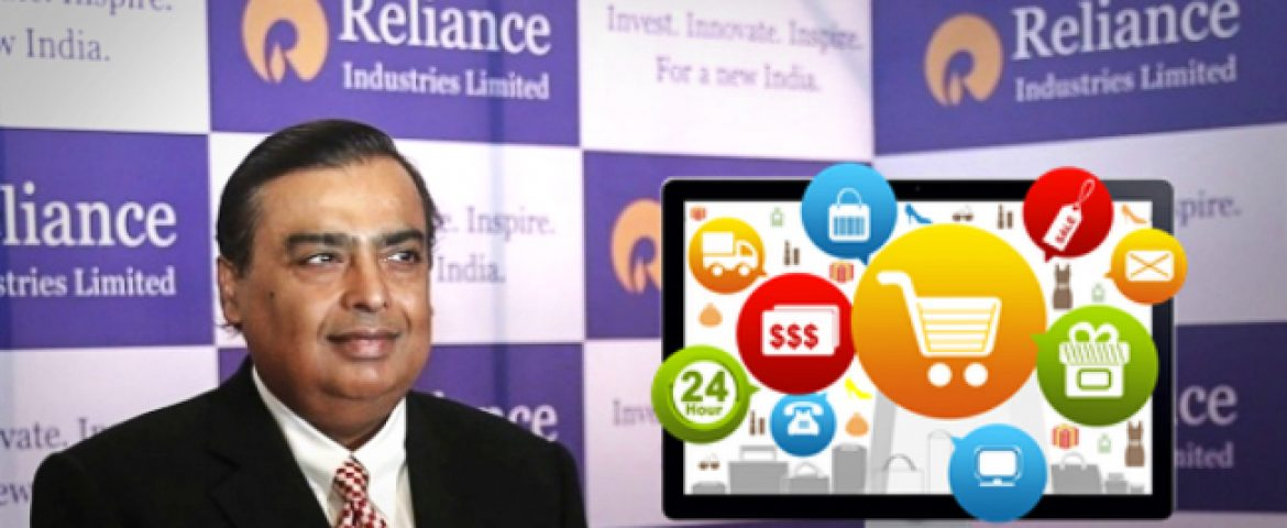 Mukesh Ambani's Reliance Industries Plans To Hit The E-Commerce Sector