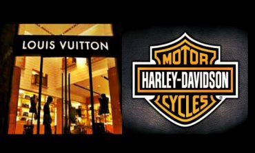 Luxury brands Harley Davidson, Louis Vuitton under IT Scan