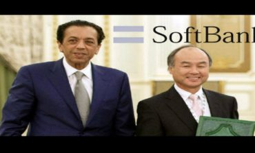 SoftBank's Vision Fund CEO Rajeev Misra Lined Up for Masayoshi Son's Successor