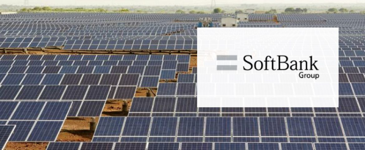 SoftBank Corp. To Invest Billions In Indian Solar Power Project