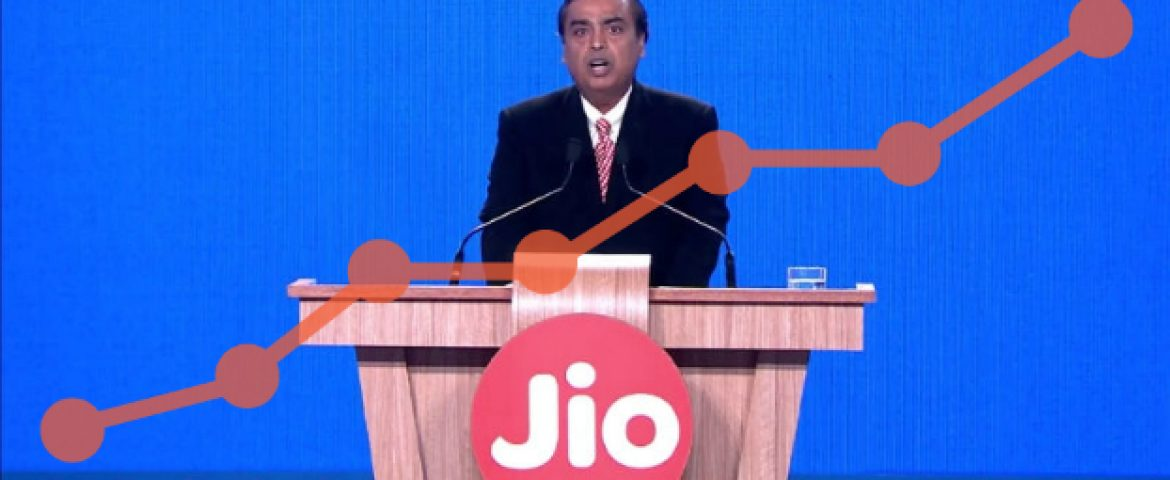 Reliance Jio's Growth May Trouble Its Competitors