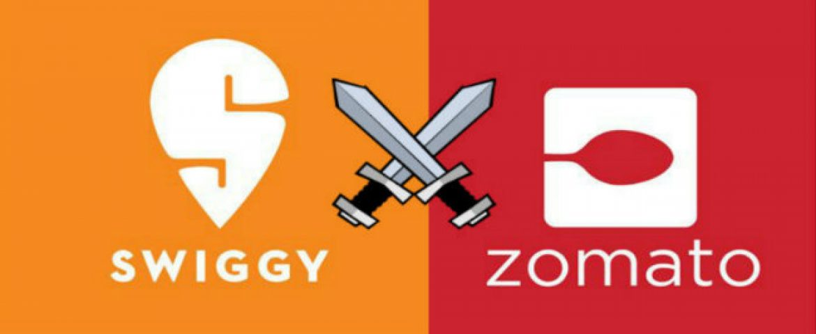 Zomato vs Swiggy- The Much Heated 'Unicorn' Battle over $2.5 Bn Worth Foodtech Industry