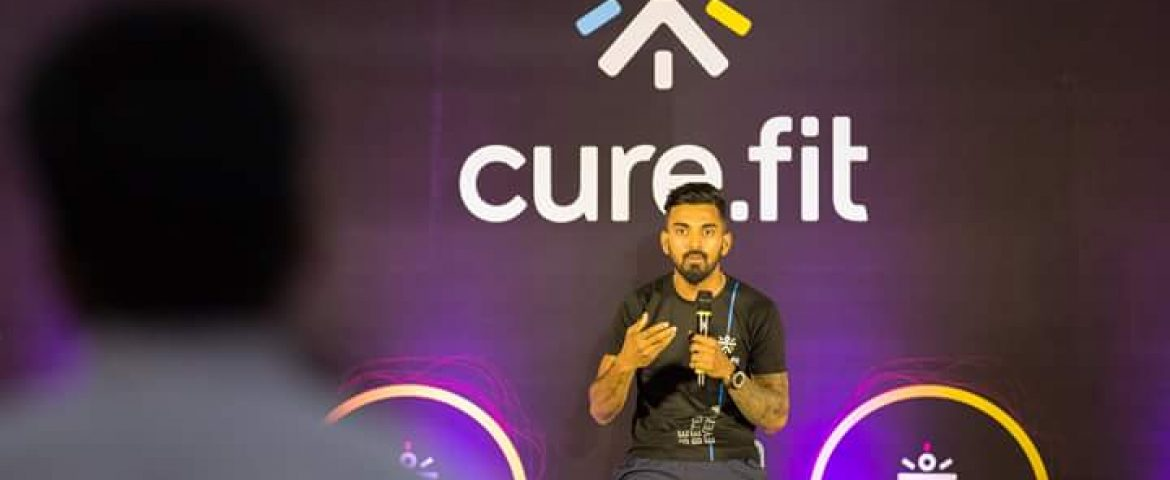 Cure.fit Raises $120 mn Funding led by IDG, Accel