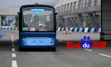China's Baidu To Launch Autonomous Bus Service Apolong
