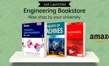 Amazon Launches 'Engineering Bookstore' on its Platform