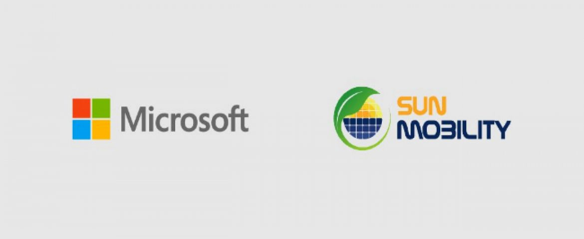 Sun Mobility Partners With Tech Giant Microsoft