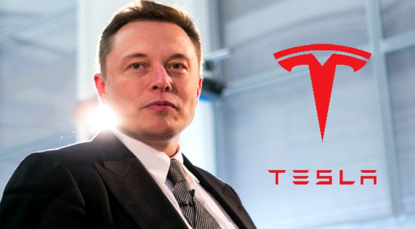 Tesla Crosses $100 billion Market Valuation Mark
