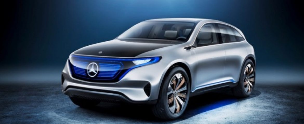 Mercedes Benz Forays into the EV Segment with Newly Launched SUV