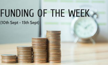 Top 5 Funding of The Week (10th Sept - 15th Sept)