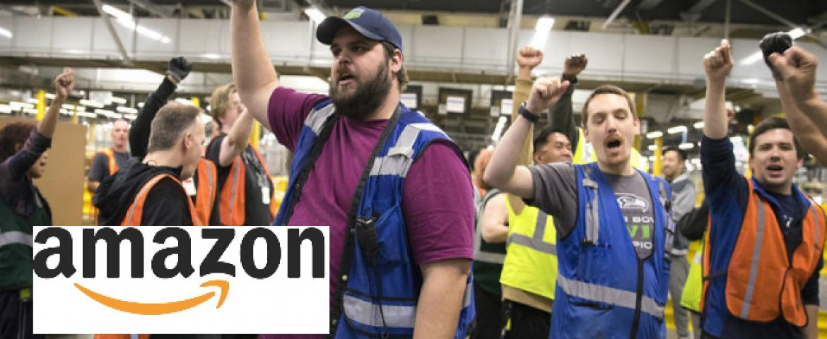 Amazon to Increase Minimum Wages of US Employees to $15