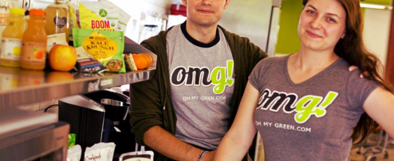 California-based Oh My GreenRaised $20 million