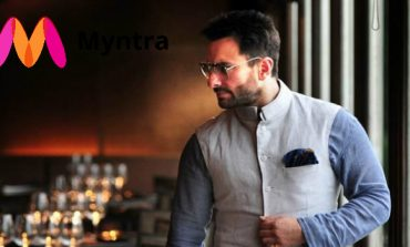 Indian Actor Saif Ali Khan Launches Ethnic Label 'House of Pataudi' with Myntra