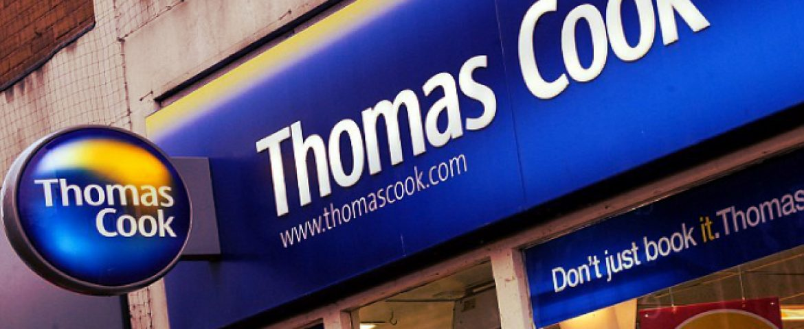 Fosun buys Thomas Cook brand for $14.2 Million