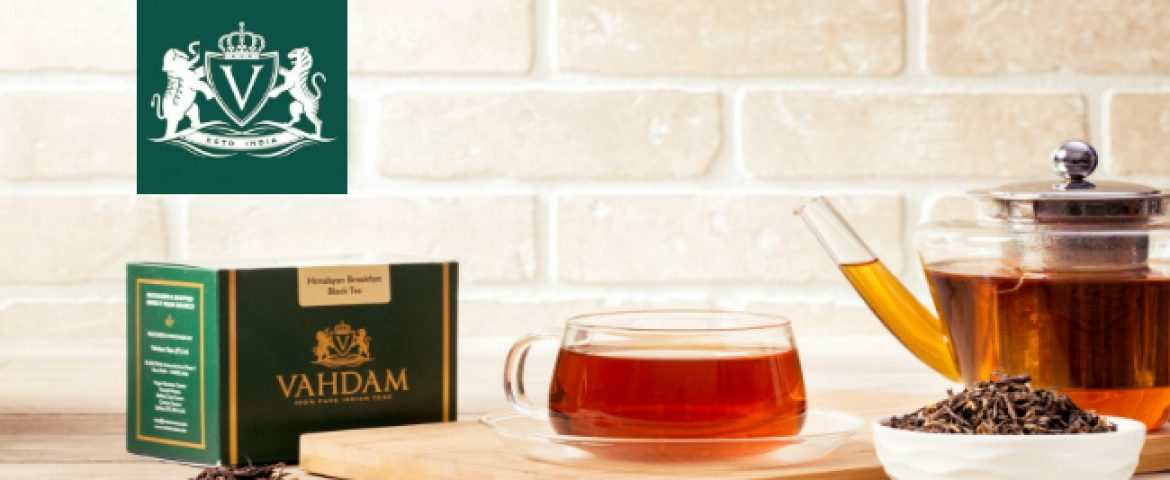 Vahdam Teas Secures $2.5 million in a Fresh Funding Round