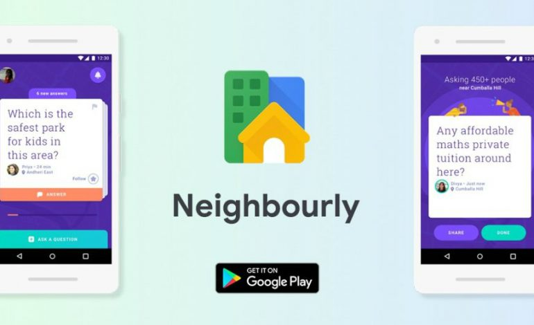 Google Neighbourly App to Launch in Other Indian Cities