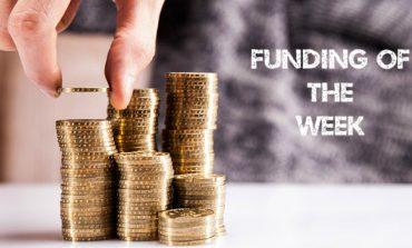 Top Five Funding of the Week (29th Oct - 3rd Nov)