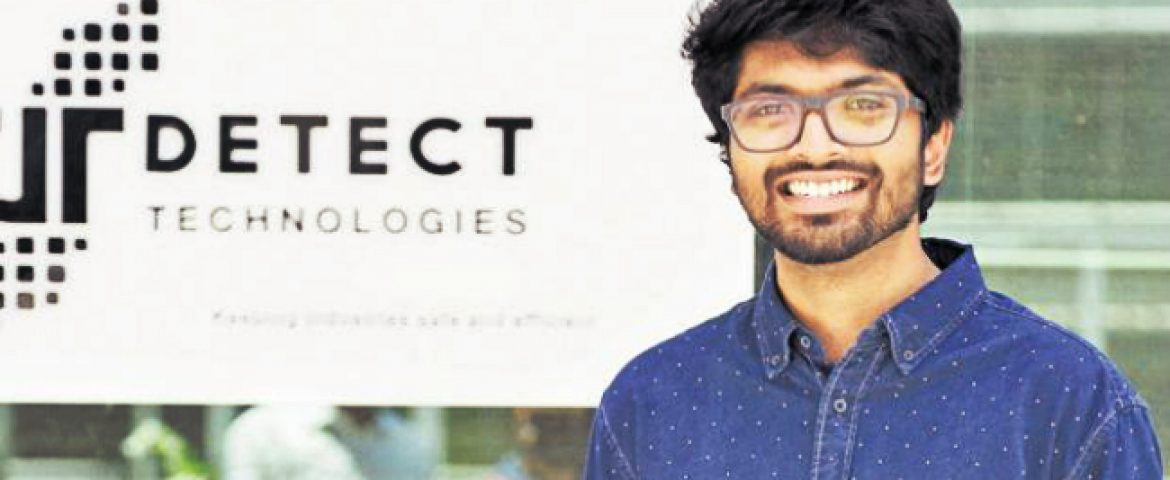 IoT firm Detect Technologies Secured $3.3 million for International Expansion