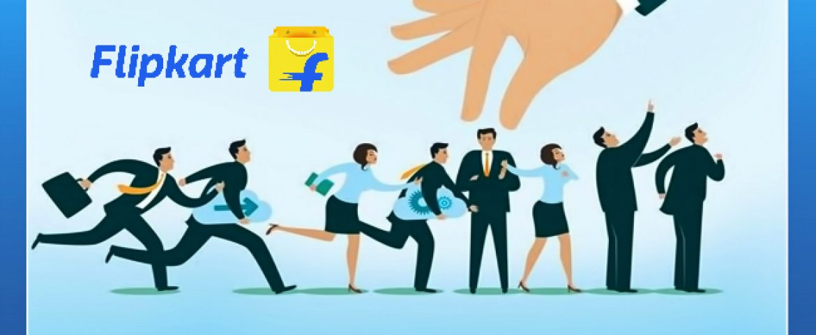 Flipkart on a Hiring Spree, Looking for CTO & CPO
