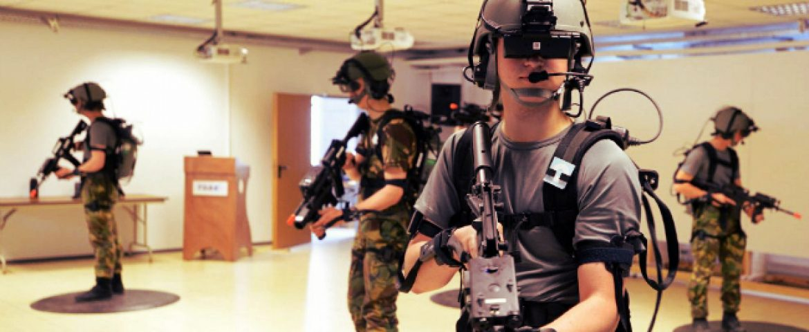 Microsoft's HoloLens will now be Used by the US Army on Battlefields