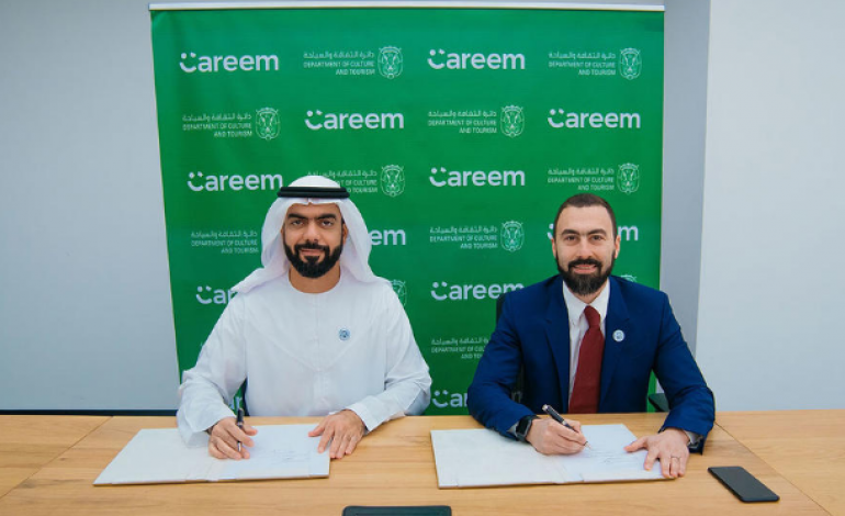 Careem Ties up with DCT Abu Dhabi to Create Curated Routes in UAE