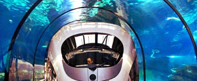 UAE may Launch Underwater Rail Network Between Fujairah & Mumbai
