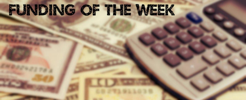 Top Five Funding of the Week (24th Dec – 29th Dec)