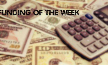 Top Five Funding of the Week (24th Dec - 29th Dec)