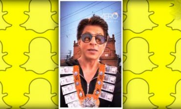 Snapchat Launches its First Indian Snap Lens for Shah Rukh Khan Starrer Movie