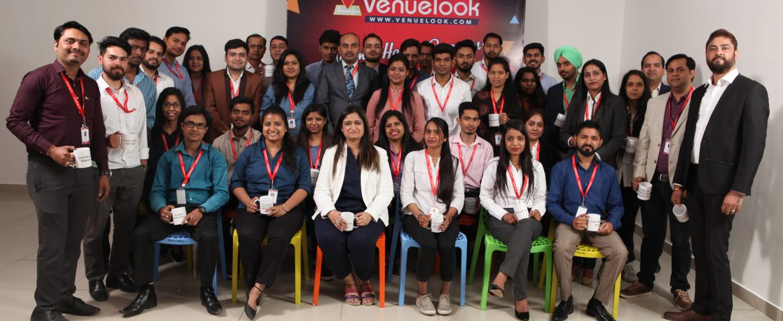Venuelook, an online marketplace for booking venues raises pre-series A