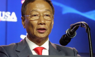 Foxconn boss Willing to Run for Taiwan presidency