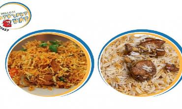 Hello Biryani Hai– A Food Store for Biryani lovers in Delhi NCR