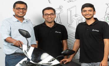 Electric Scooter Startup Ather Energy Raises $51 million funding