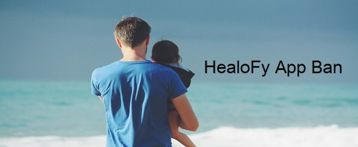 Google drops Healofy app from Play Store