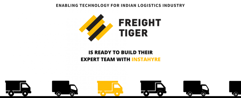 Logistics startup Freight Tiger raises $8 million funding