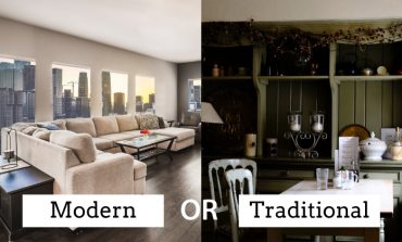 Modern Or Traditional- What Is Your Idea Of A Perfect Home?