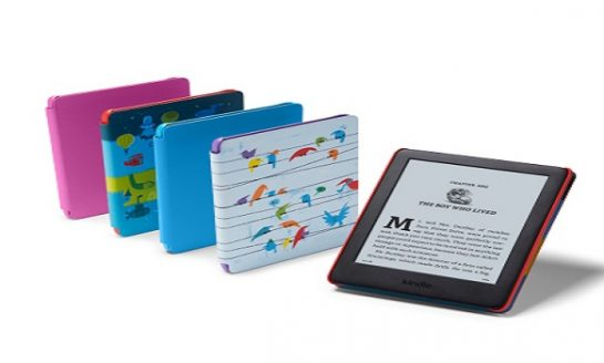 Amazon Announces New Kindle For Kids